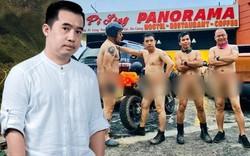 4 người đàn ông khỏa thân lố lăng ở Mã Pì Lèng: 'Bọn điên này ở đâu?