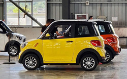 Xuất hiện loại ô tô điện 'xịn xò' chở được 2-3 người giá chỉ bằng chiếc xe máy