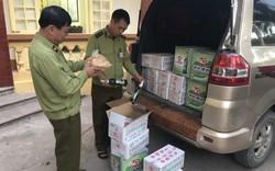 Phát hiện 620 kg củ cải đã qua sơ chế nhập lậu từ Trung Quốc