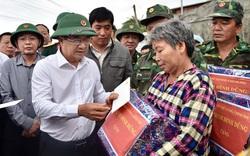 Phó Thủ tướng Trịnh Đình Dũng kiểm tra, đôn đốc công tác phòng chống bão số 6 tại Bình Định