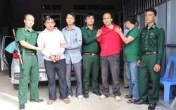 Điện Biên: Phá đường dây mua bán ma túy xuyên quốc giaThu giữ 220 bánh heroin