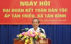 Phó Thủ tướng Trương Hòa Bình dự Ngày hội Đại đoàn kết toàn dân tộc tại Đồng Nai