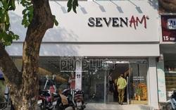 Kiểm tra 5 địa điểm kinh doanh thương hiệu thời trang SEVEN.AM trên địa bàn Hà Nội