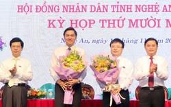Kiện toàn nhân sự chủ chốt 3 tỉnh Nghệ An, Quảng Ngãi, Thái Bình