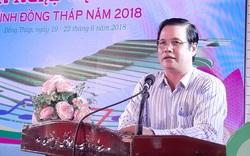 Phó giám đốc Sở Văn hóa, thể thao và du lịch Đồng Tháp bị khởi tố