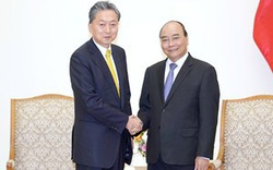 Thủ tướng tiếp Viện trưởng Viện Nghiên cứu Đông Á (Nhật Bản)