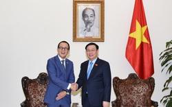 Phó Thủ tướng Vương Đình Huệ: FWD nên đầu tư vào lĩnh vực khởi nghiệp sáng tạo