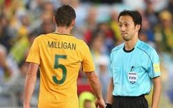 Trọng tài trận Việt Nam vs UAE nắm kỷ lục rút thẻ đỏ nhanh nhất, chỉ 9 giây sau khi trận đấu bắt đầu