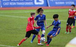 Giải cứu bóng đá nữ Thái Nguyên: