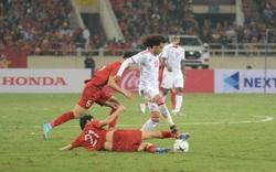 Đội tuyển Việt Nam làm nức lòng người hâm mộ với chiến thắng 1-0 trước UAE, lên ngôi đầu bảng