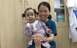 Điều trị thành công cho bệnh nhi bị u quái hỗn hợp vùng mặt hiếm gặp
