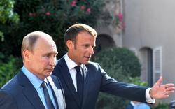Pháp nằm giữa con đường khắc nghiệt Nga - EU