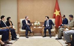 Phó Thủ tướng: Việt Nam khuyến khích doanh nghiệp Hoa Kỳ đầu tư lĩnh vực năng lượng