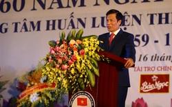 Bộ trưởng Nguyễn Ngọc Thiện: Trung tâm Huấn luyện thể thao quốc gia Hà Nội đã đóng góp rất lớn cho Thể thao Việt Nam
