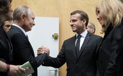 Pháp đột phá cơ hội cho cuộc xung đột Ukraine