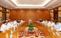 Hình ảnh Tổng Bí thư, Chủ tịch nước chủ trì họp Ban chỉ đạo về phòng, chống tham nhũng