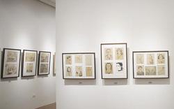 Trưng bày hơn 200 tác phẩm ký họa của hoạ sĩ Ngô Mạnh Lân