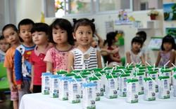 Hơn 300.000 trẻ em tại TP Hồ Chí Minh được thụ hưởng chương trình sữa học đường