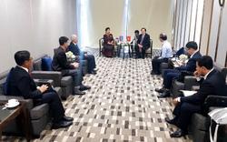 Thứ trưởng Tạ Quang Đông tiếp Quốc Vụ khanh Bộ Văn hóa và Nghệ thuật Campuchia