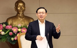 Phó Thủ tướng Vương Đình Huệ nêu hai giải pháp mấu chốt cho cải cách tiền lương