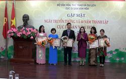 Cục Di sản văn hóa trong chặng đường 60 năm với nhiều kết quả nổi bật