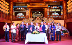 Ký kết hợp tác đưa di sản văn hóa Huế vào trường học ở Thừa Thiên Huế