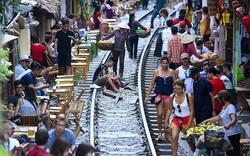 Hà Nội: Tiếp tục dẹp 'phố cà phê đường tàu'