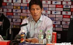 Đến muộn họp báo HLV Akira Nishino tiếp tục chê bai SEA Games