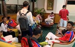 Philippines phản ứng sau khi hàng loạt vận động viên