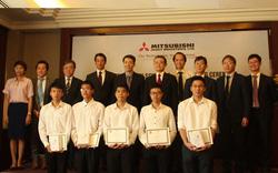 Học bổng Mitsubishi tuyển 5 sinh viên đào tạo đại học về kỹ thuật tại Nhật Bản