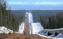 Con đường khí đốt mới Nga – Trung: Bồi thêm sức nặng cho năng lượng Nga