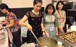 Ấn tượng văn hóa ẩm thực Việt Nam tại Hội chợ quốc tế Philippines