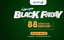 Bamboo Airways Black Friday - chương trình ưu đãi vé máy bay đồng giá dịp cuối năm