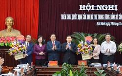 Ban Bí thư quyết định nhân sự chủ chốt tại tỉnh Bắc Ninh