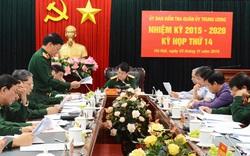 Quân ủy Trung ương đề nghị thi hành kỷ luật 6 đảng viên