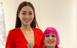 Lương Thùy Linh lọt top 10 Top model tại 'Hoa hậu Thế giới 2019'