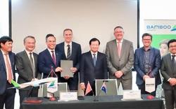Bamboo Airways hợp tác cùng sân bay Melbourne xúc tiến đường bay thẳng Việt Nam – Úc dưới sự chứng kiến của Phó Thủ tướng Trịnh Đình Dũng