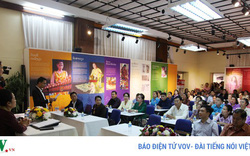 """Tập huấn """"Nghiệp vụ thư viện và Phát triển văn hóa đọc"""" tại Lào"""