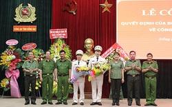 Đồng Nai có tân Giám đốc, Phó Giám đốc Công an tỉnh