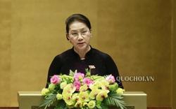 Chủ tịch Quốc hội: Kỳ họp thứ 8 Quốc hội khoá XIV đã kết thúc tốt đẹp