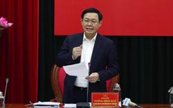 Đoàn kiểm tra 1152 làm việc với Ban Thường vụ tỉnh Quảng Trị
