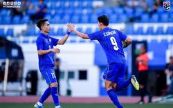 Sau thất bại thảm, U22 Thái Lan đè bẹp U22 Brunei 7 bàn không gỡ