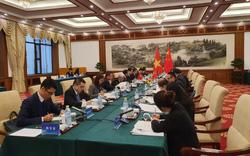 Thứ trưởng Ngoại giao Lê Hoài Trung nêu lập trường về Biển Đông trong đàm phán về biên giới lãnh thổ với Trung Quốc