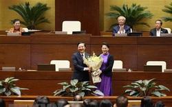 Quốc hội ban hành một loạt nghị quyết về công tác nhân sự