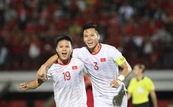 Đội tuyển Việt Nam tăng 3 bậc trên bảng xếp hạng FIFA