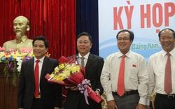 Quảng Nam có tân Chủ tịch UBND tỉnh