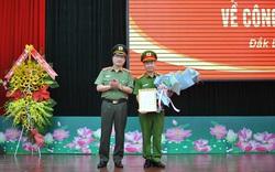 Nhân sự mới ngành Công an, Quân đội tại các địa phương