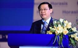 Thủ tướng Chính phủ giao Phó Thủ tướng Vương Đình Huệ trực tiếp làm Trưởng Ban Chỉ đạo Đổi mới và Phát triển doanh nghiệp