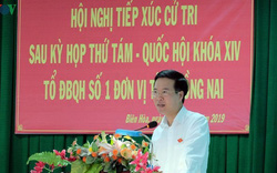 Ông Võ Văn Thưởng: Cán bộ sai thì xử lý cán bộ, không đẩy khó về cho dân