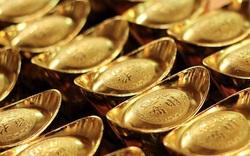 Cuối tuần, giá vàng bật tăng trở lại